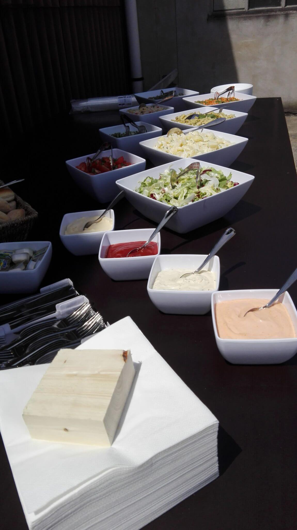 standaard saladbar